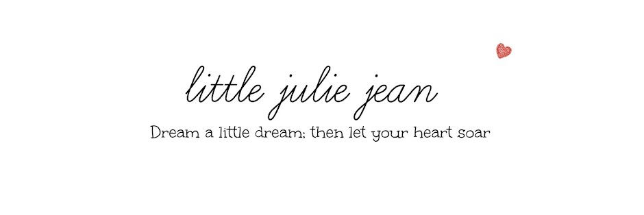 This is me; little Julie Jean