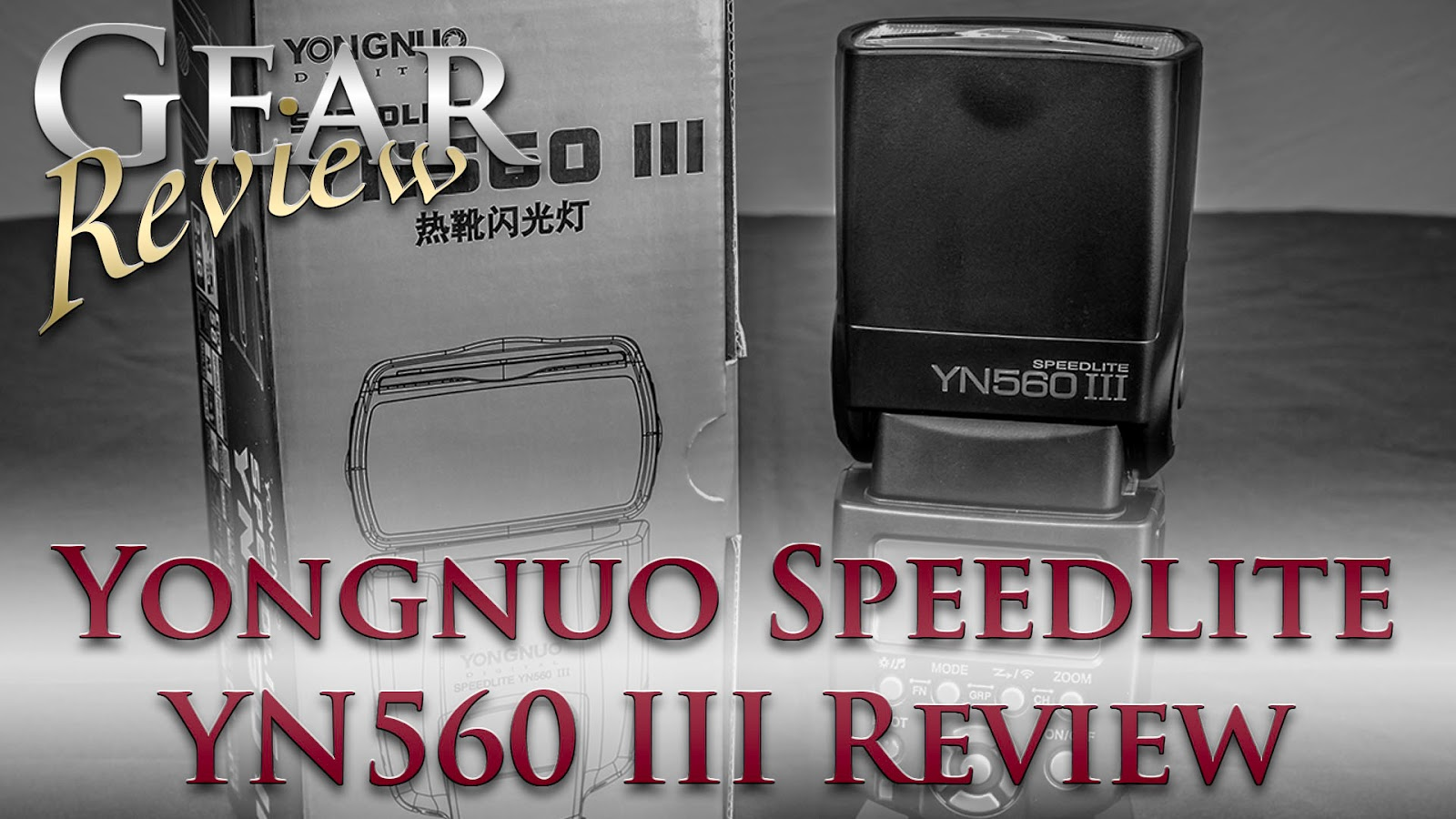 Yonguo Digital YN560 III Speedlite, Powerful Flash For Less Cash | Gear Review