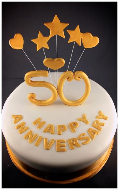 Vanda Giuliano 50 Anni Insieme Cake Toppers Per I 50 Anni Di