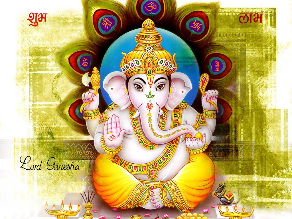 Hd wallpaper ganesh ji - Lord Ganesha Hd Images With Bhakti Bhaav