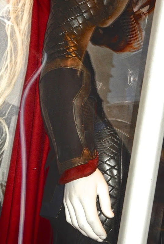 Thor costume wristguard Avengers Age of Ultron