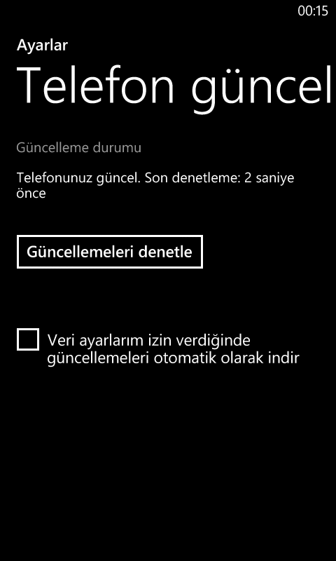 Windows Phone için Pil Ömrünü Uzatmaya Yönelik 15 İpucu