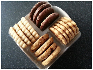 Border Biscuits Made For Sharing