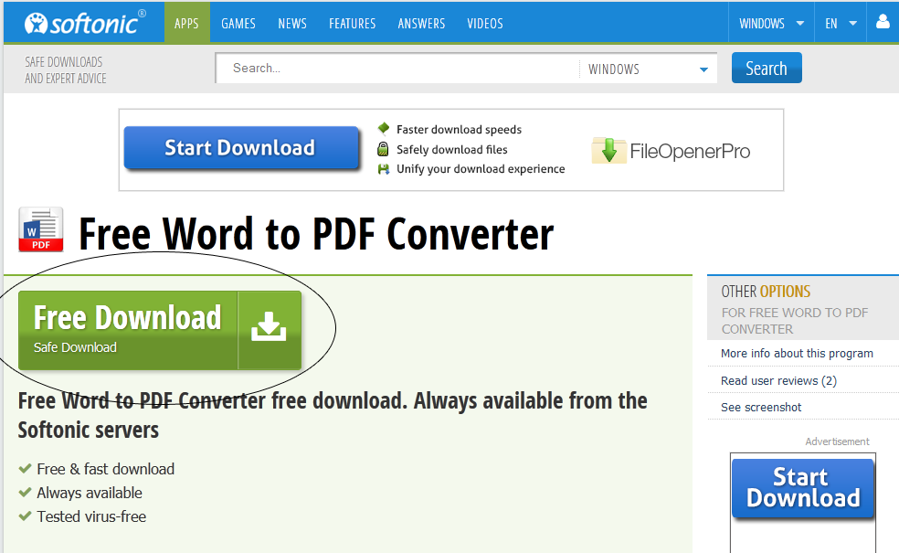 software convert pdf to ms word