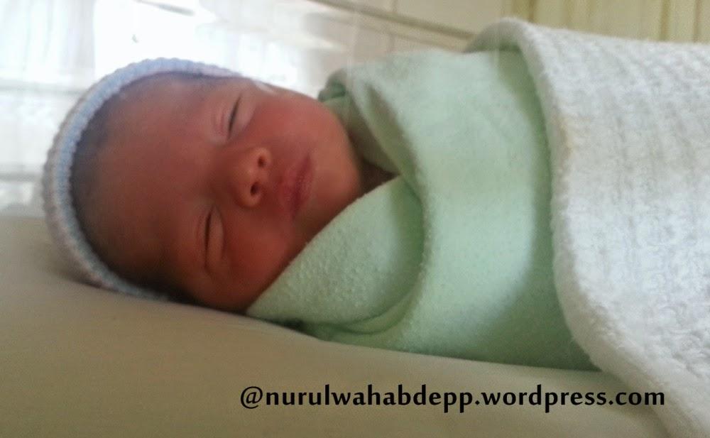 Raphael Depp Nama Anak Nurul Eric Depp