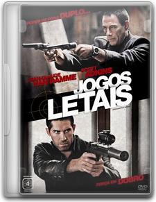 Capa Jogos Letais   DVDRip   Dublado (Dual Áudio)