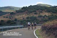 Calcenada Moncayo ruta ciclista