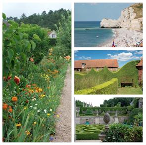 Resa till franska trädgårdar 5-10 juni 2015