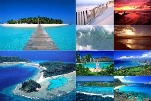 Hermosas playas para tus próximas vacaciones I