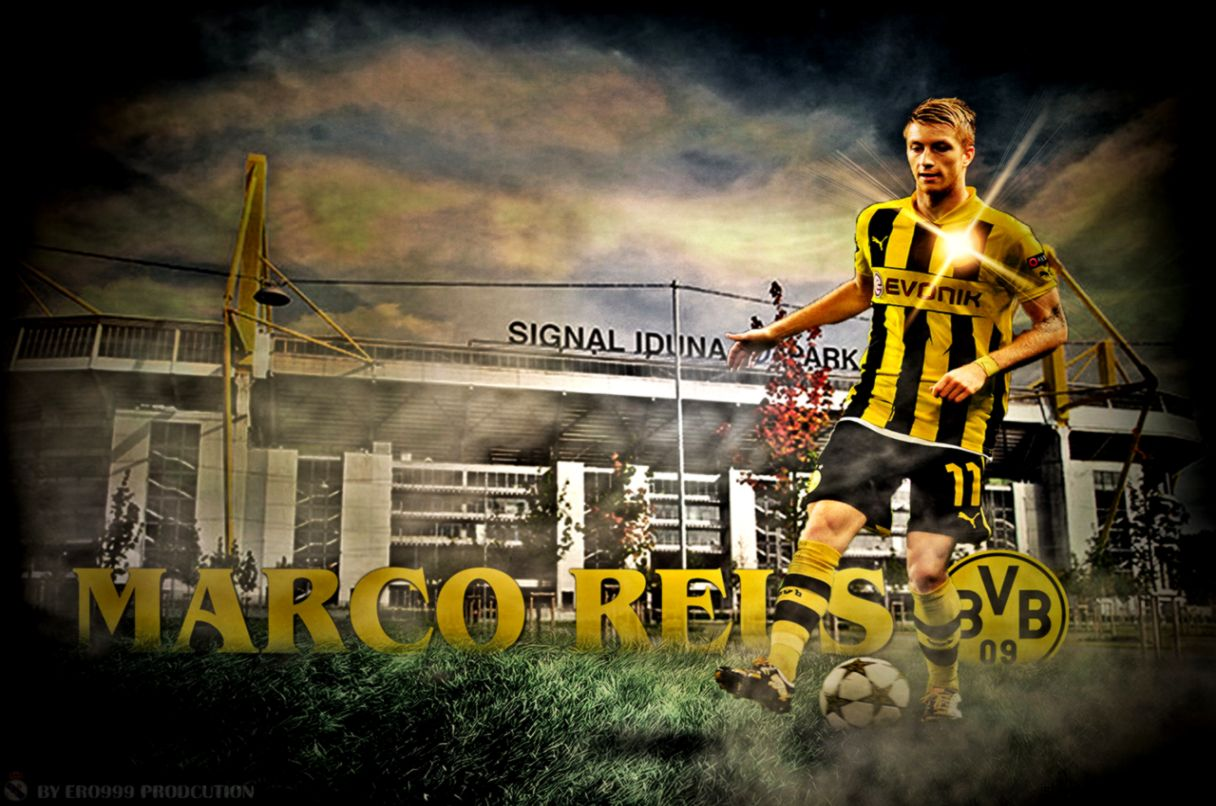 Marco Reus Dortmund Wallpaper Full HD  Wallpicshd