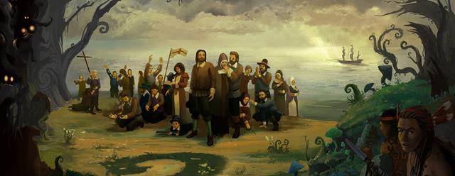 Salem: Колонизация в осенних тонах (часть 2)