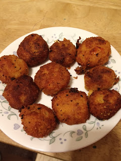 Upma Cutlet/ Upma Patties