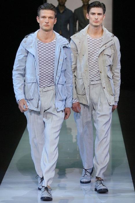 Giorgio Armani S/S 2013 Men's Fashion Photo-6