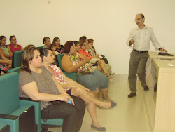 Drº James Cândido, responsável pela equipe