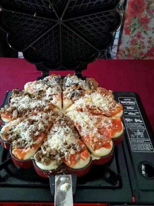 New..Waffle Ajaib