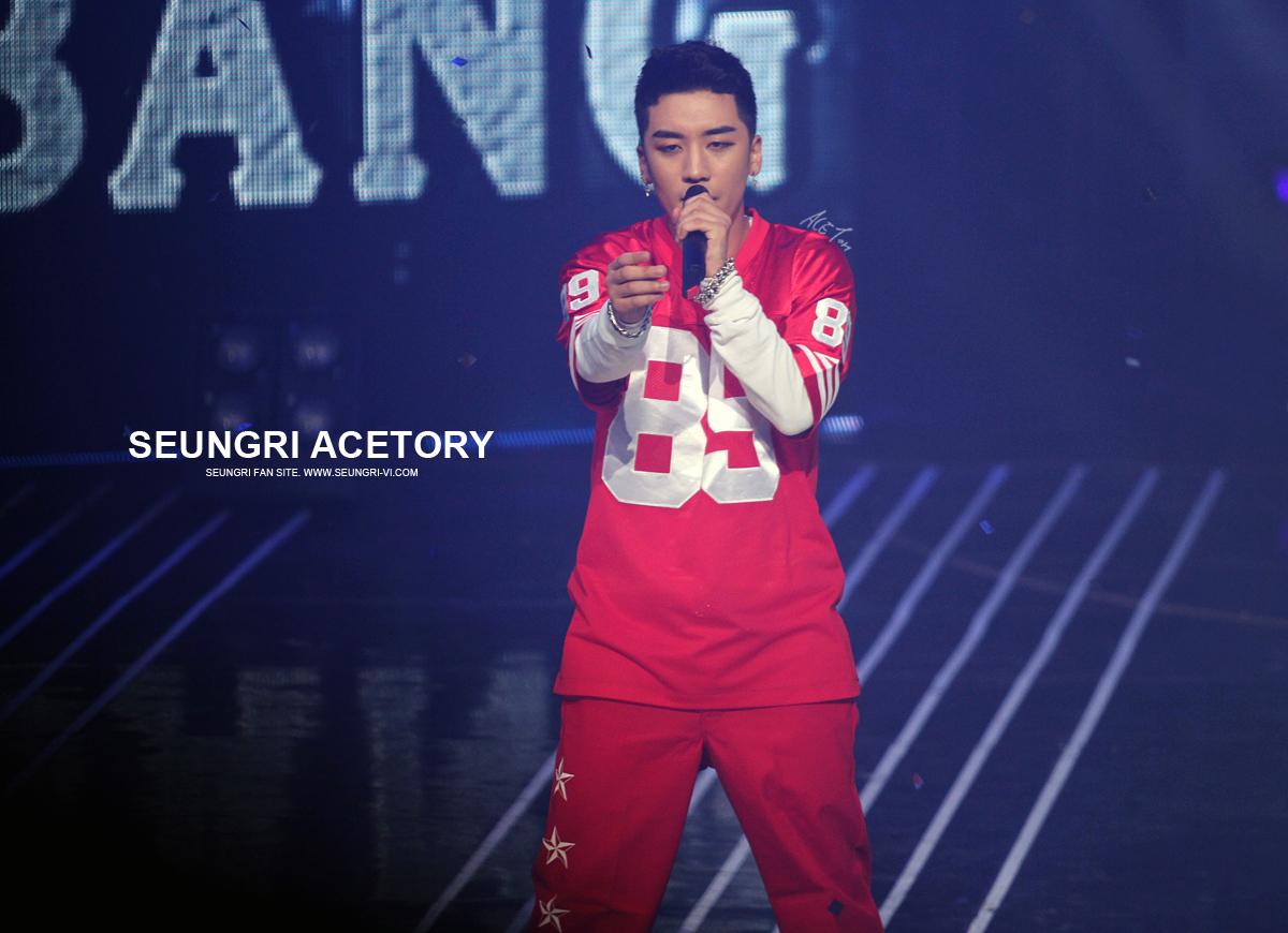 Seungri Inkigayo