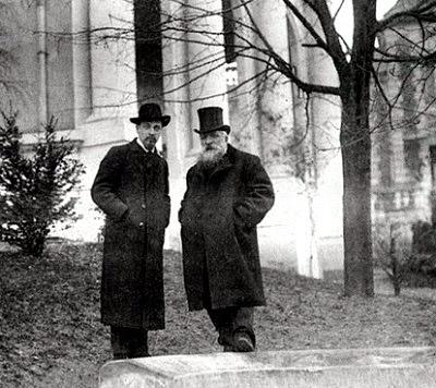 Auguste Rodin - Rainer Maria Rilke
