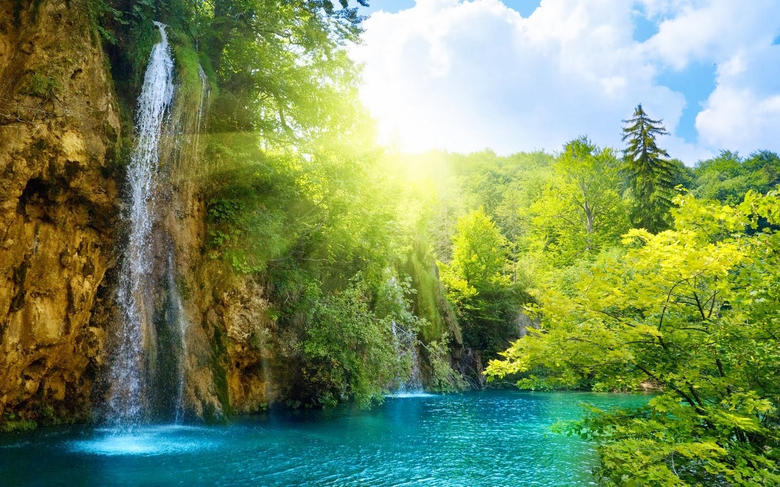 Most Beautiful Nature Places HD Desktop Images Wallpapers