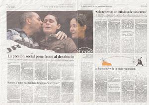 Diari El País dimarts 13 de novembre del 2012