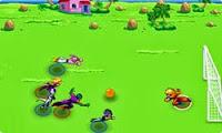 لعبة كرة قدم دراغون بول Dragon Ball Football
