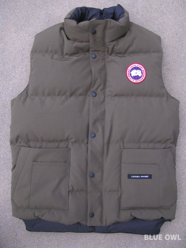 Canada Goose womens replica cheap - Canada Goose Freestyle Vest and Hybridge Lite Vest | Blue Owl Workshop