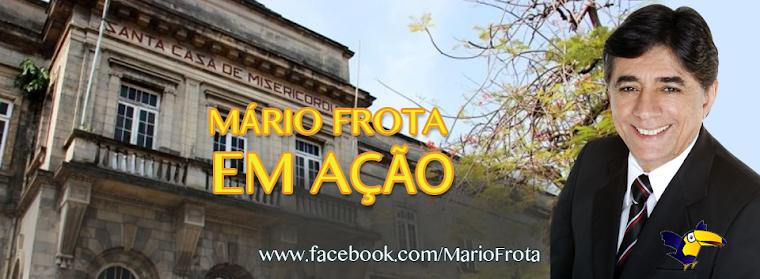 MÁRIO FROTA EM AÇÃO