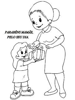 atividade para o dia das mães