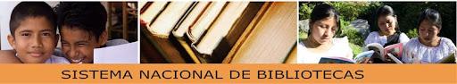SISTEMA NACIONAL DE BIBLIOTECAS