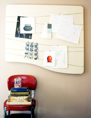 Creative Bulletin Boards and Cool Memo Board Designs (15) 14