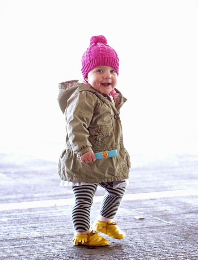 toddler girl winter outfit and jacket idea