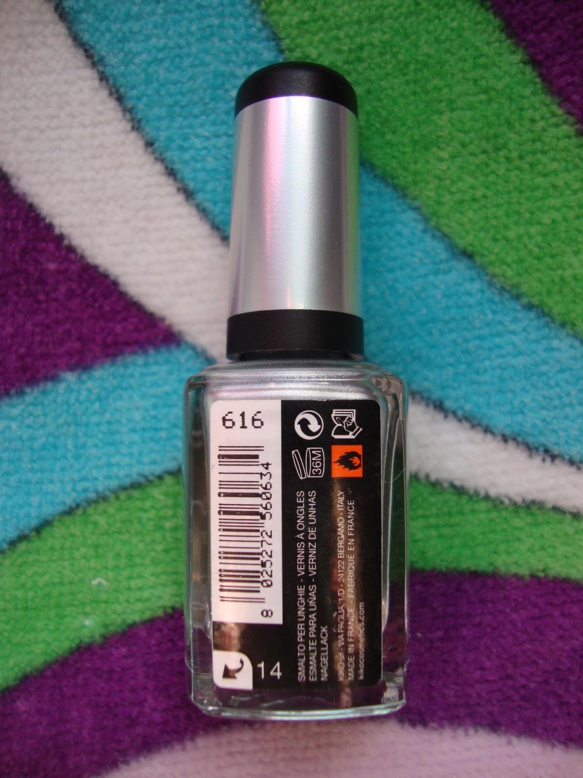 El hada azul kiko esmalte de u as mirror nail lacquer 616 - Pintaunas kiko efecto espejo ...