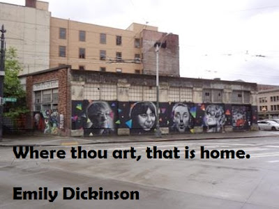 Emily Dickinson home quote