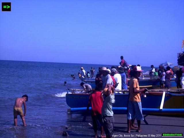 Vigan City | Bankathon at Mindoro Beach