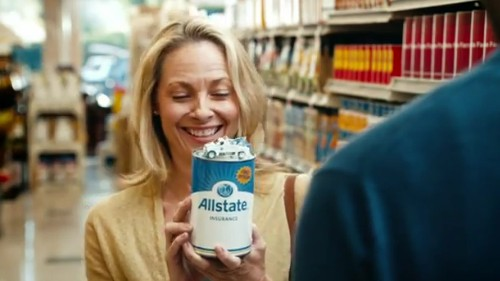 Allstate Commercial Actress