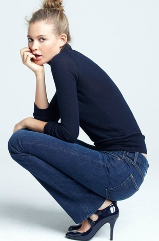 J.Crew Fall Denim Collection 2012-13