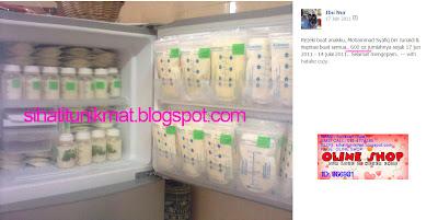set breastfeeding shaklee