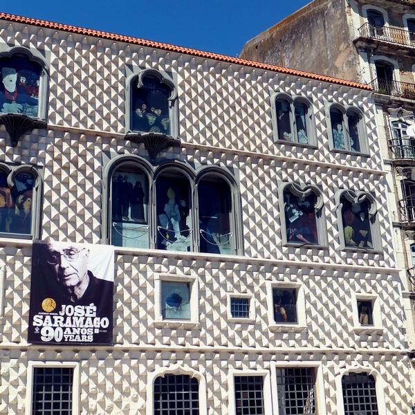 Lisbonne Lisboa alfama casa dos bicos