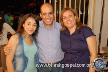 Pr. Reinaldo e Família
