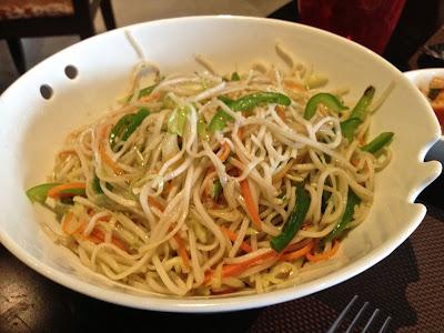 Hakka Noodles at Asia 7