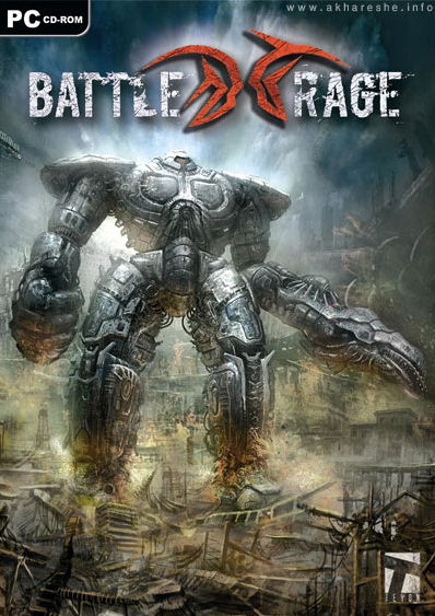descargar Battle Rage The Robot Wars  pc full mega español