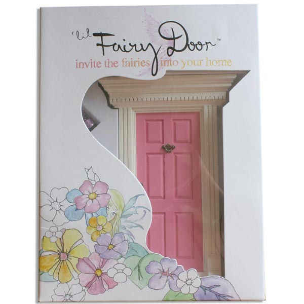 The little kidz closet lil fairy doors let the fairies for The little fairy door