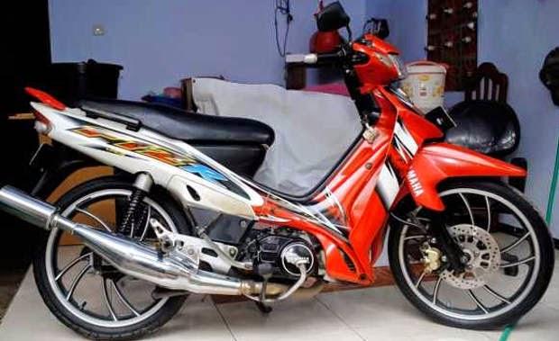 modifikasi motor fiz r 2003