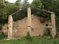 El paller de la Casa del Castell de Roset