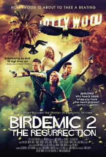Birdemic 2 bluray