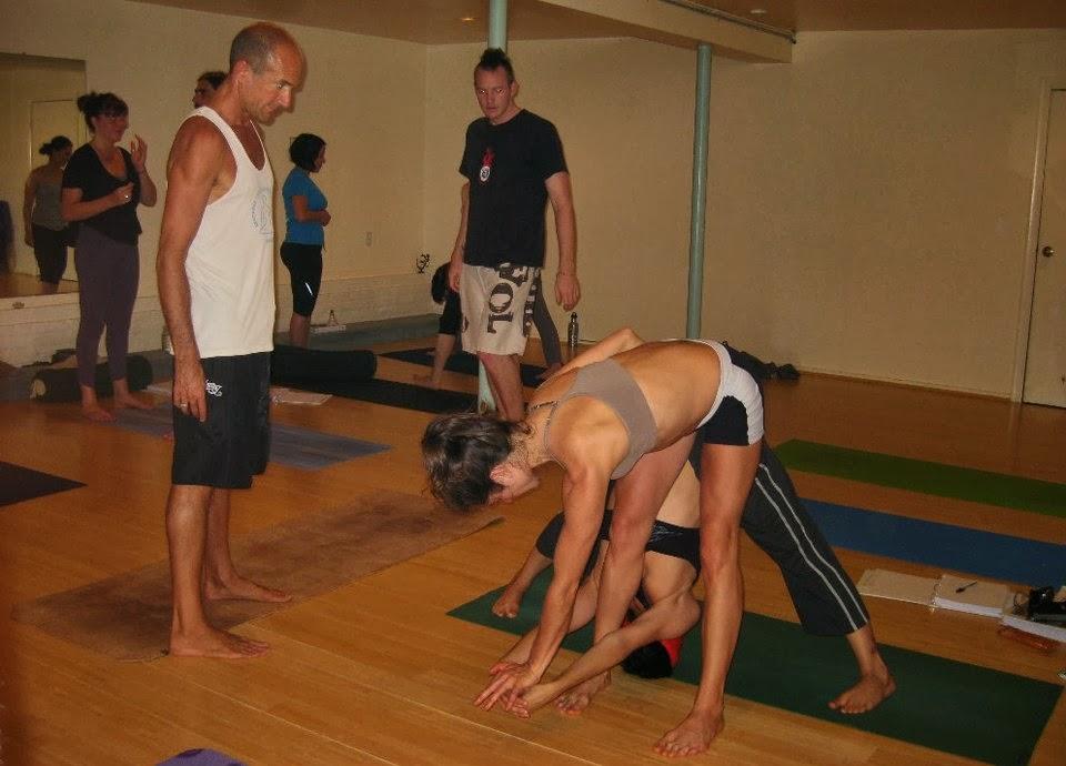 ajuste yoga
