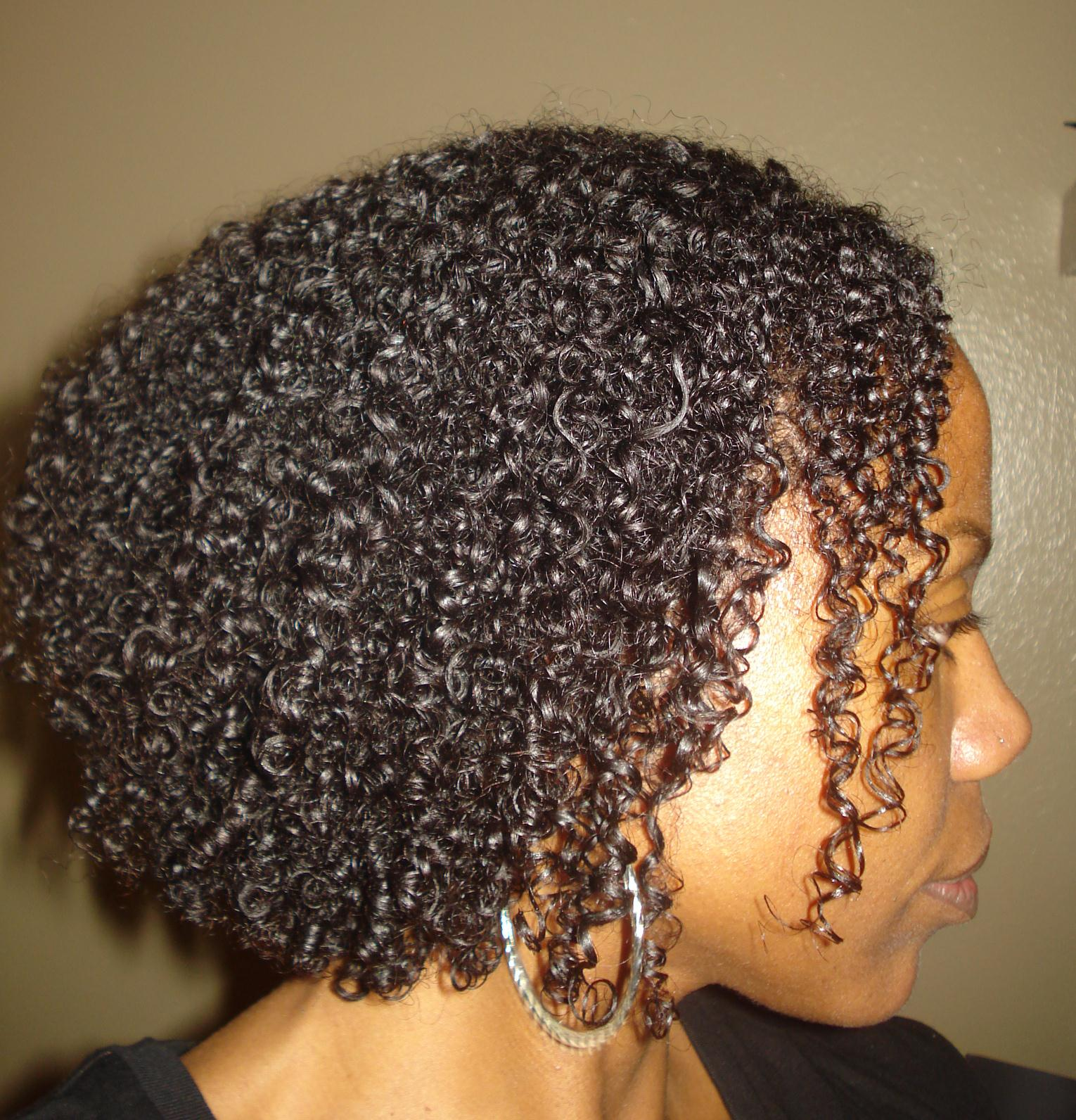 Afro Texture Hair