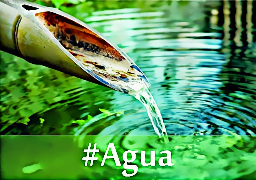 #Agua