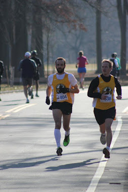 Miles for Music 20k 3/11/12