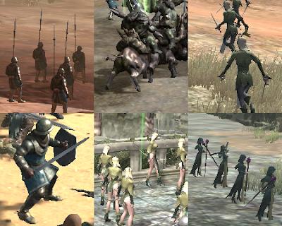 KUF2 - Troops