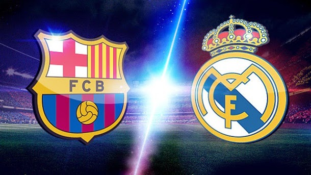 Barcelona vs Real Madrid en Directo